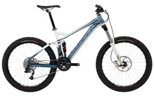 Felt MTB Compulsion Rhythm storm grey/white